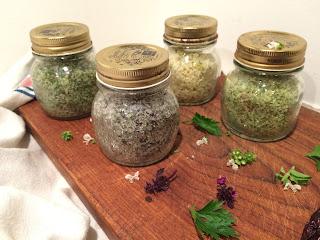 sali aromatizzati homemade (idee per il natale)