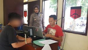 Transaksi Motor Melalui COD, Dua Pelaku Curanmor Ditangkap Polisi