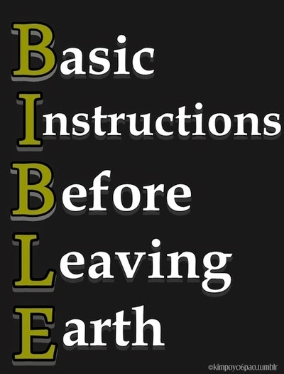 basic instructions before leaving earth wiki