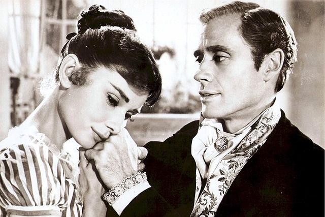 Resultado de imagem para Audrey Hepburn guerra e paz