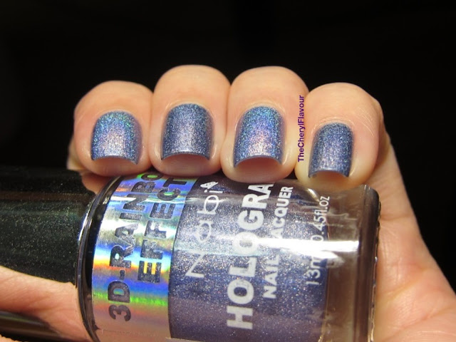 Nabi Sky Blue vs China Glaze High Def
