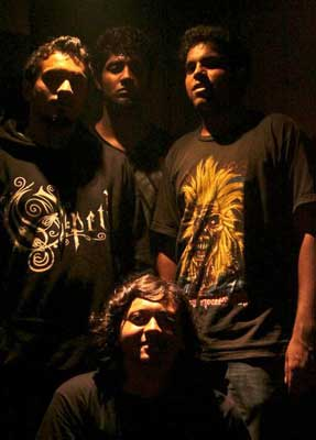 Corrode A Bangalore based band