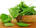 Dieta de la espinaca: 2 kg en 4 días