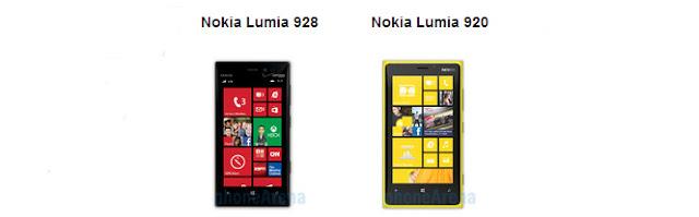 Lumia 928 vs. Lumia 925