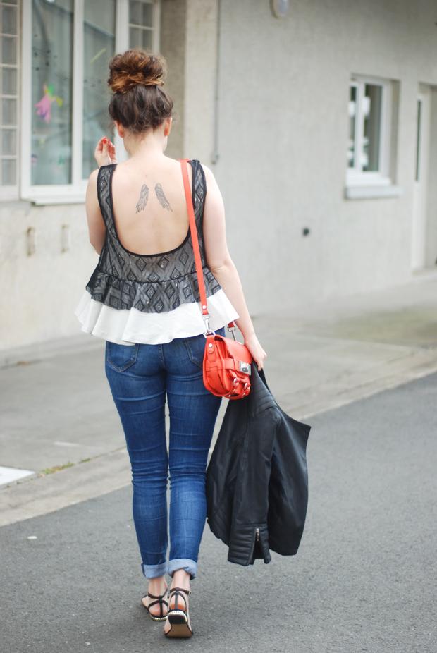 tatouage ailes dans le dos - 54 Tatouages ailes d'ange Tatouagesfr
