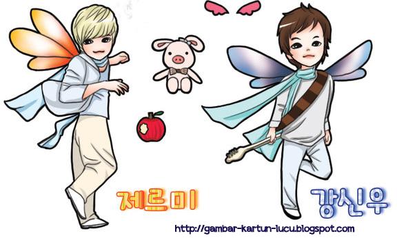 foto kartun korea gambar kartun korea gambar kartun romantis kartun