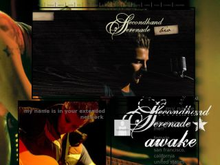 Secondhand Serenade - Its Not Over - YouTube
