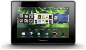 BlackBerry 4G PlayBook tablets featuring support for LTE and HSPA+ announced