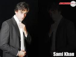 Actor sami khan.
