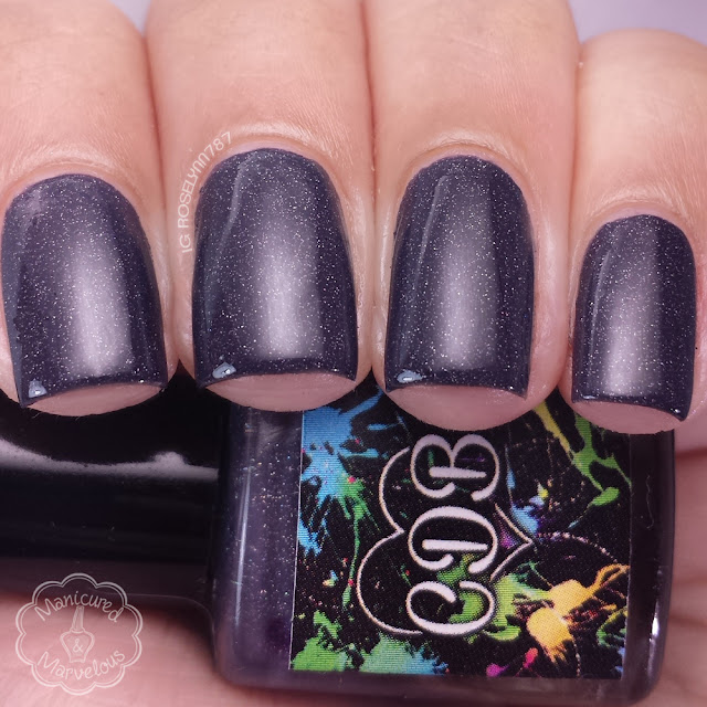 CDB Lacquer - Chill in the Air