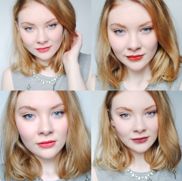 Red Lipstick for Beginners | Hello Gwen