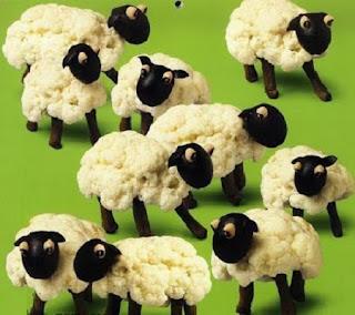 Ideas para Presentar Vegetales, Catering, Buffet