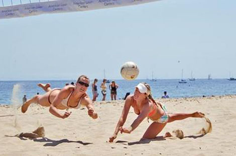 all about beach volleyball history the power of sport and games all about beach volleyball history
