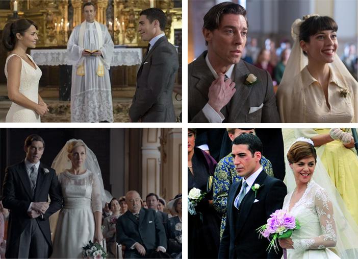 palabras a punto: bodas (y no bodas) en la ficción televisiva española