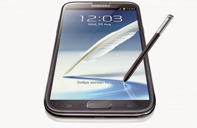 Harga Samsung Galaxy Note 2 Terbaru