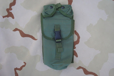 London Bridge Trading 2282E 200rd (M60/SAW) feed ammo pouch. A