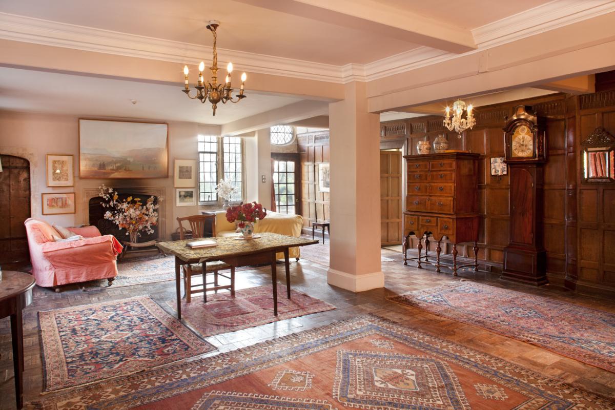 Wonderful Tudor Style House Interior #5: Oxford+a.jpg