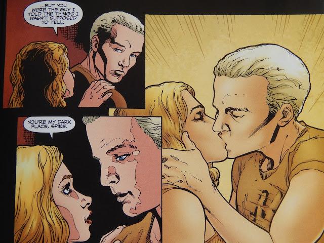 Buffy the vampire season 8 review