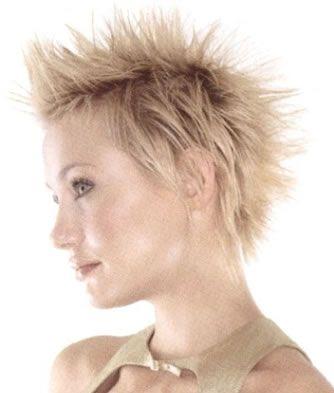 Girls Punk Hairstyles