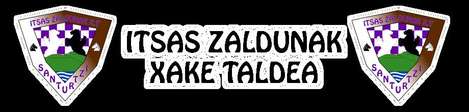 ITSAS ZALDUNAK XAKE TALDEA