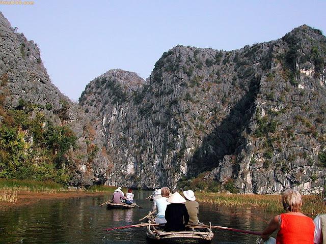 Hình ảnh đẹp về Ninh Bình - danh lam thắng cảnh, Hang động Tràng An