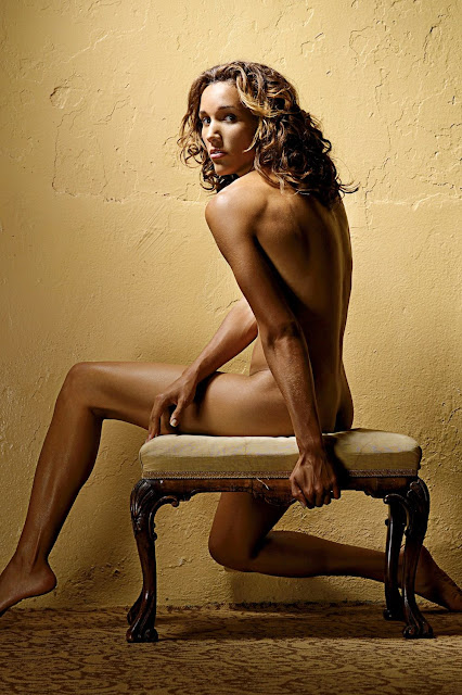Lolo Jones sexy pics for photoshoots, magazines, covered nude - pic 1