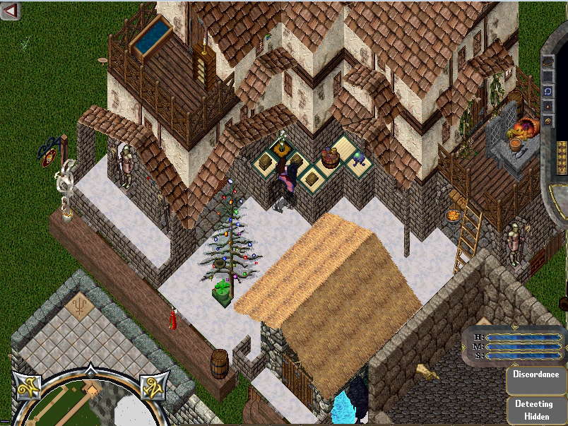 Ultima Online Custom House Design