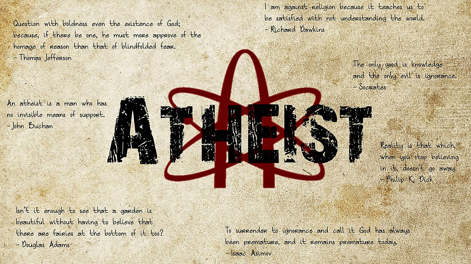 Ateizm nedir
