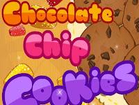 Permainan Memasak Chocolate Chip Cookies