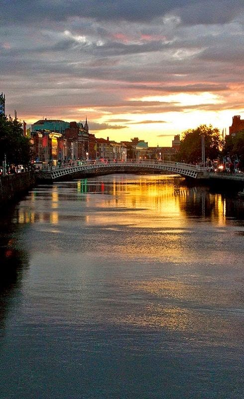 Dublin, Ireland awesome view I really love this place