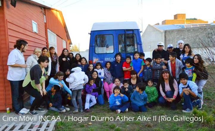 Hogar diurno_asher aike_Cinemóvil_Rio Gallegos