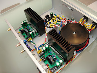High Power Amplifier