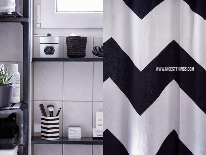 Kleines Badezimmer einrichten - Nicest Things