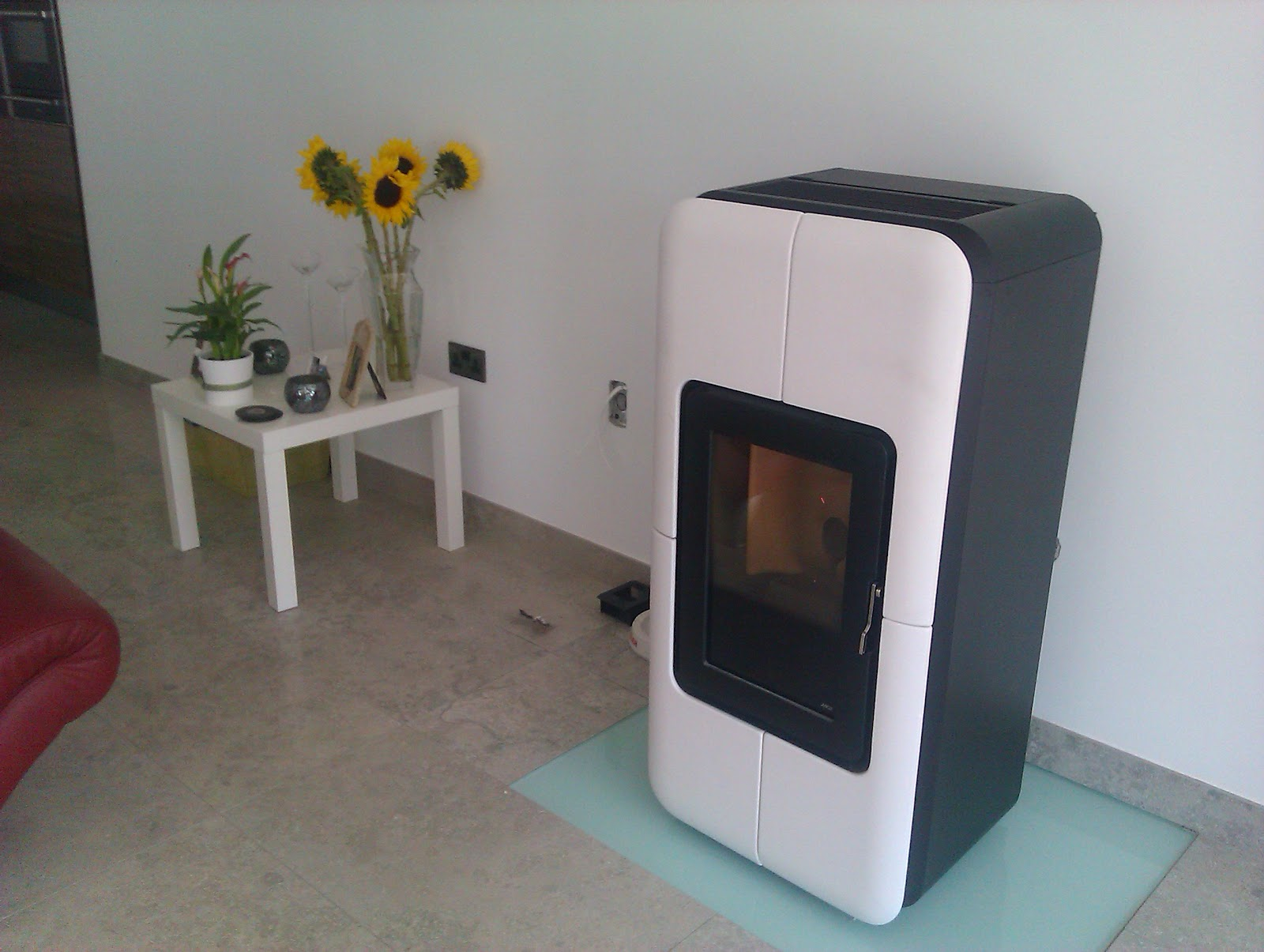 Green Energy Technology Wood Pellet Stoves By Mcz
