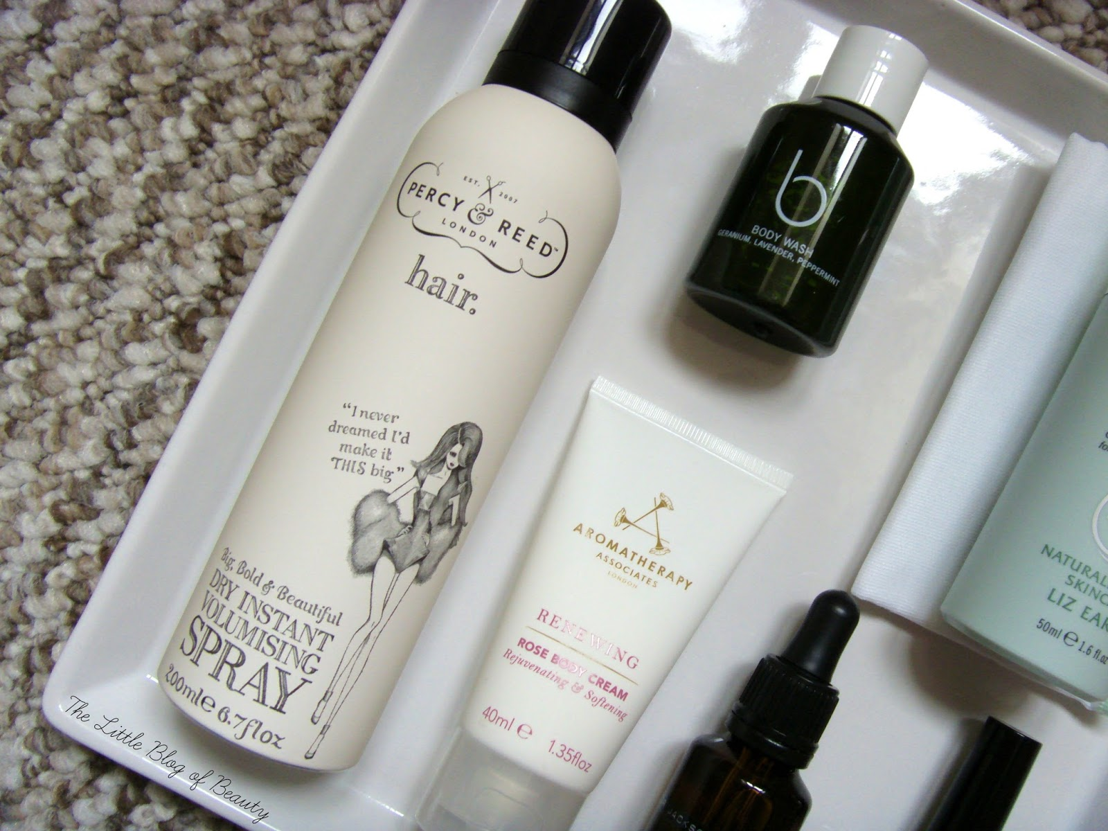 Birchbox limited edition Tatler box