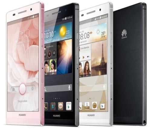 Spessore di soli 6,18mm, supporto al dual sim e sistema operativo android per il nuovo smarpthone Huawei