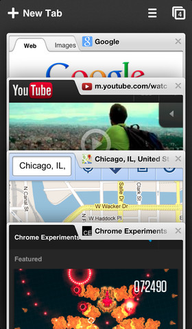Chrome for iPhone, iPhone Utitlity Free Download, iPhone Applications