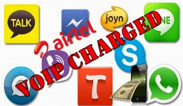 VoIP Charged - Messaging Apps