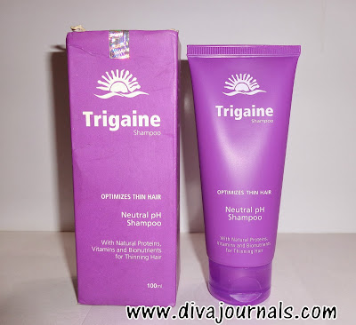 Trigaine Shampoo Review
