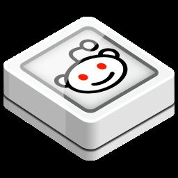 Cool Reddit Logo 3D