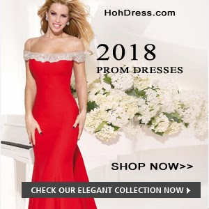 2018 Prom at Hohdress.com