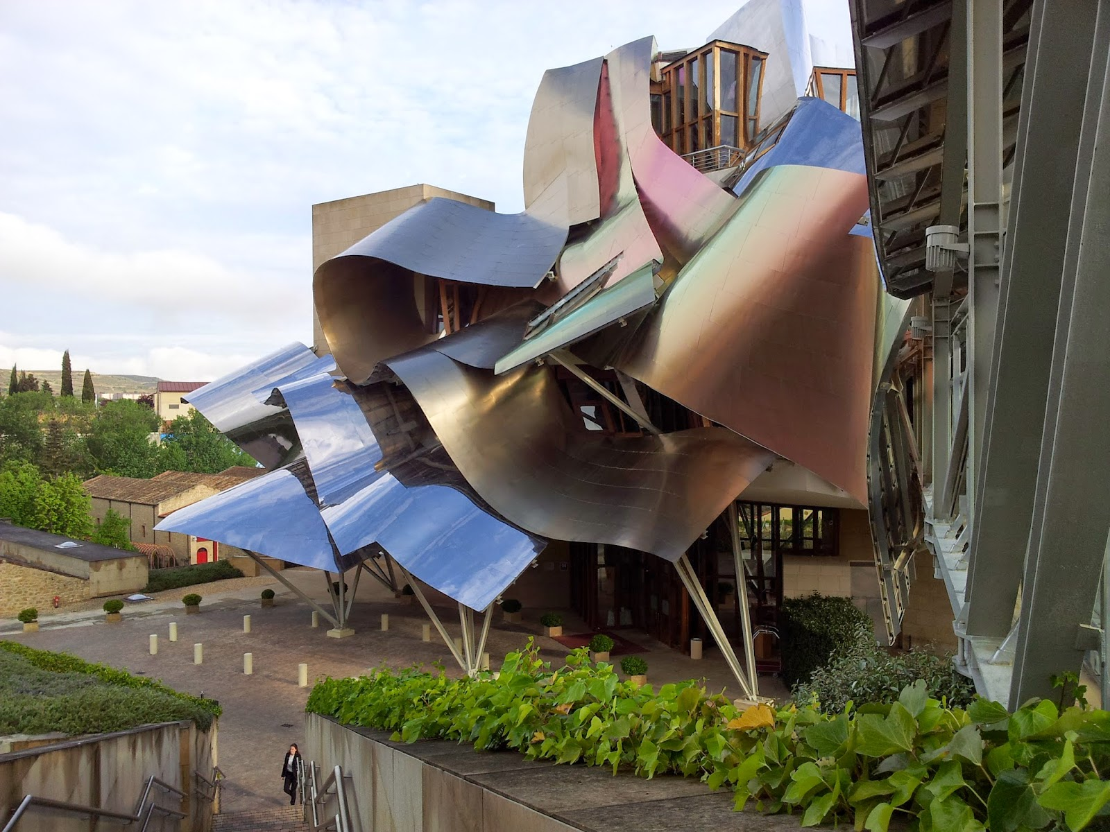 Marques de Riscal winery private day tour with a local guide