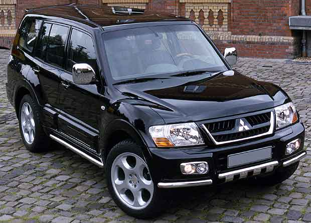 2012 Mitsubishi Pajero Cars Wallpaper Gallery And Reviews