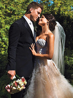 Channing Tatum Wedding Pictures