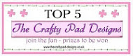 The Crafty Pad Designs Top 5