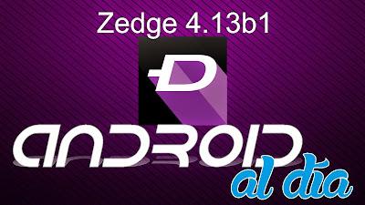 Zedge - Android al día