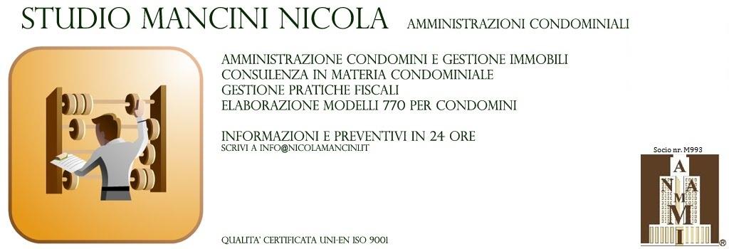 Studio Nicola Mancini - Amministratore Condominio Fano - Amministrazione condomini Fano