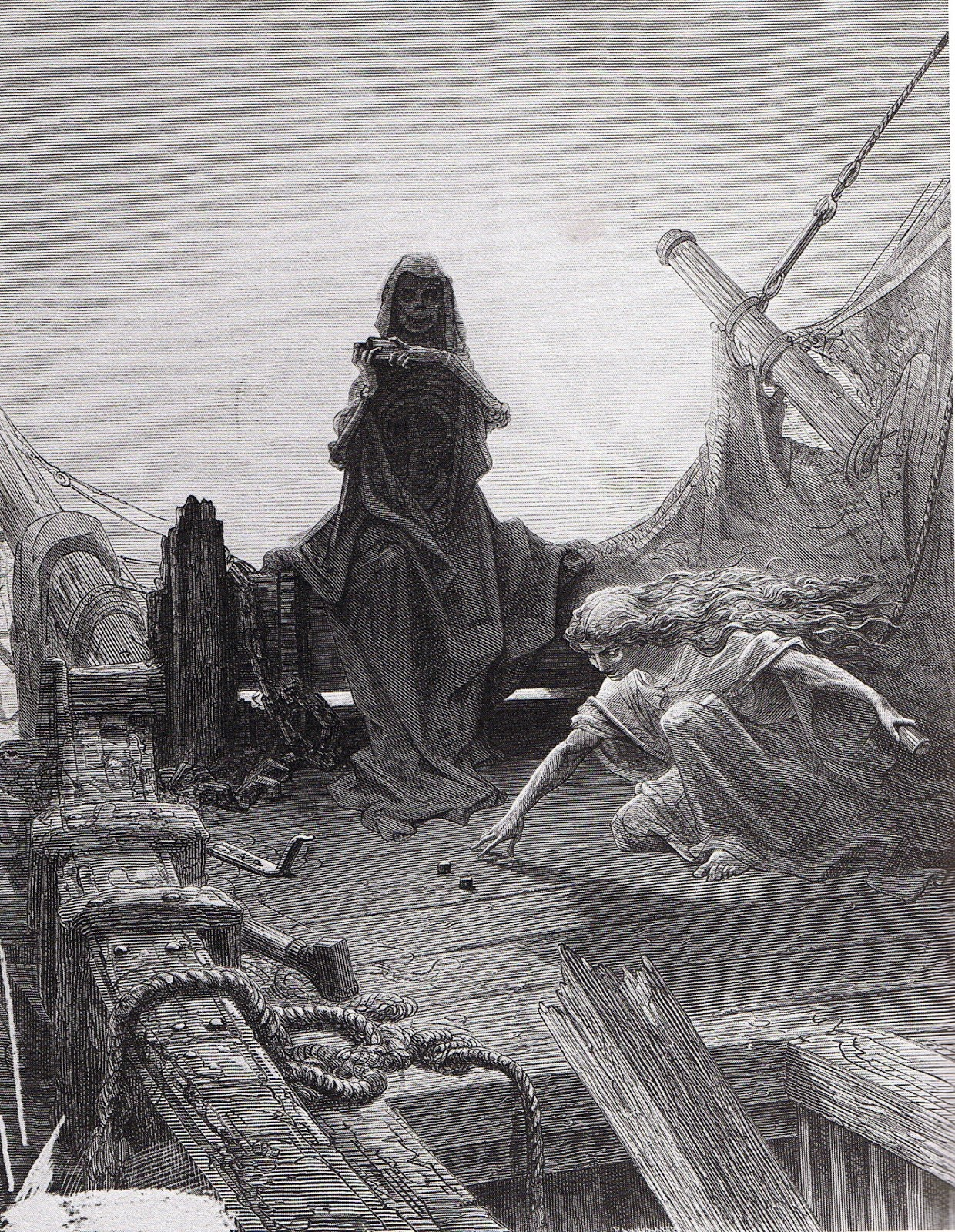 Part III: The Rime of The Ancient Mariner by S.T. Coleridge