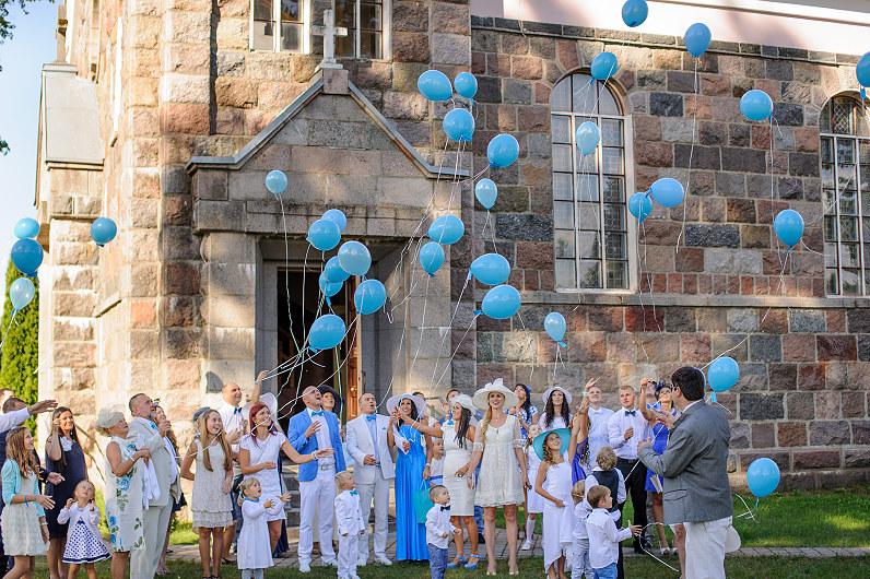 prabangios krikštynos