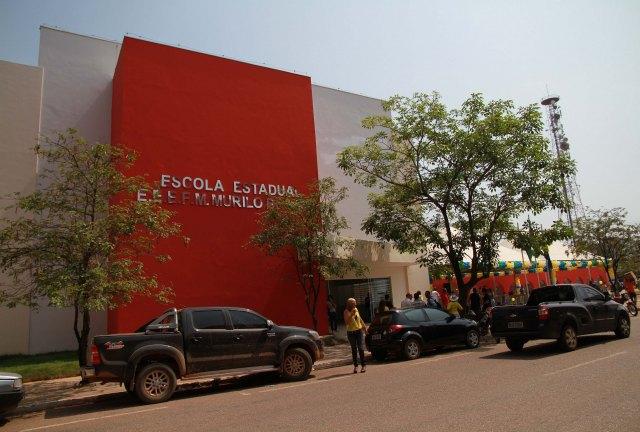 Escola Murilo Braga